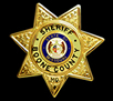 Boone County Sheriff's Badge