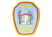 Sturgeon Police Department logo