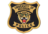University of Missouri Police Department logo