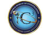 Federal Bureau of Investigations Internet Crime Complaint Center logo