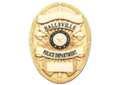 Hallsville Police Department logo